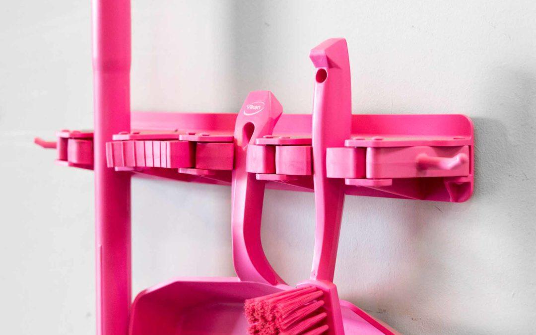 ¿Cómo verificar el buen estado de los utensilios de limpieza?
