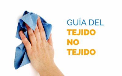 Guía del Tejido No Tejido para la limpieza