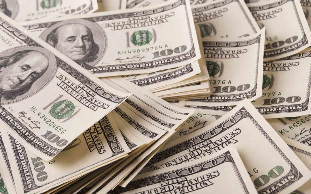 ¿Cuántos microbios podemos encontrar en el dinero?