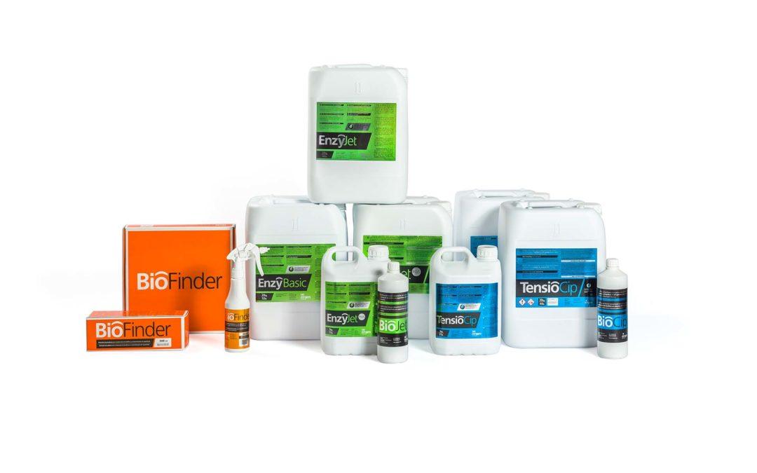 Químicos iTram: limpieza, desinfección y detección de biofilms