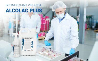 Desinfectant virucida Alcolac Plus