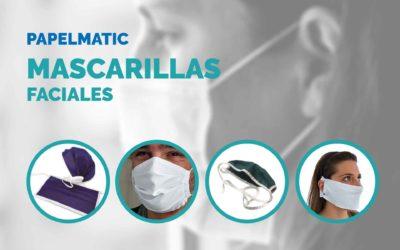 Papelmatic: Nuestra selección de mascarillas faciales