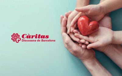 Papelmatic colabora con Cáritas mediante el fondo solidario Covid-19
