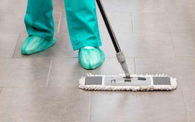 ¿Qué productos se necesitan para la limpieza y desinfección del quirófano?