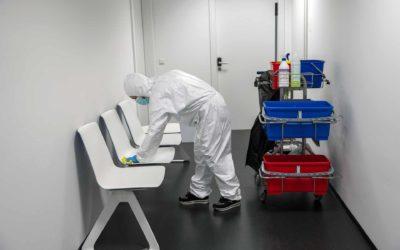 La importancia de la limpieza manual contra la Covid-19