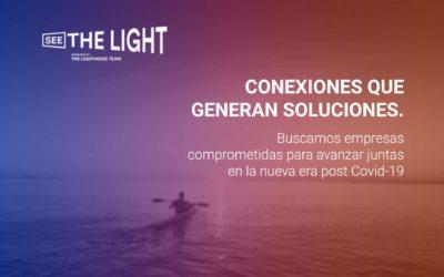 Colaboramos con el proyecto See The Light