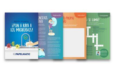 """""""Misión higiene"""": Guía de higiene para los colegios"""