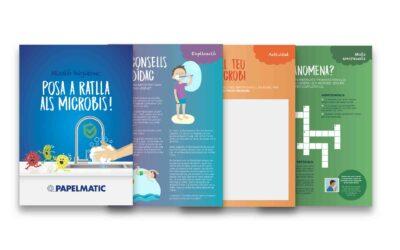 """""""Missió higiene"""": Guia d'higiene per a les escoles"""