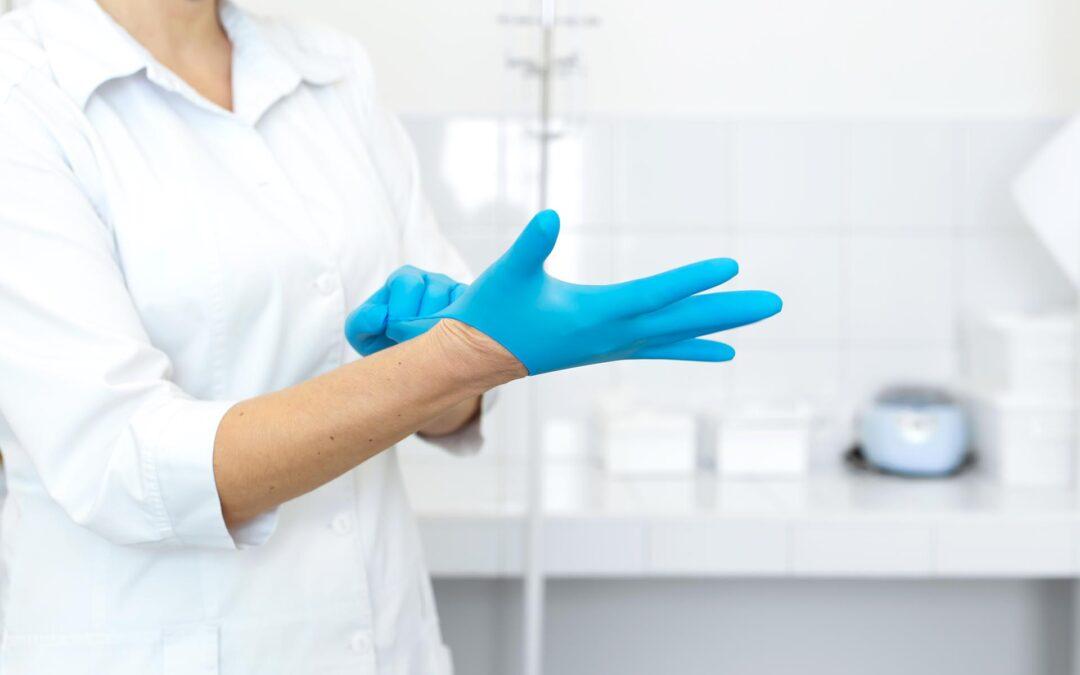 Guía de uso de los guantes de protección