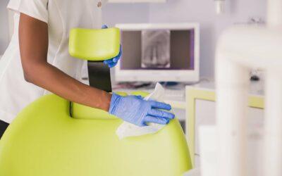 Higiene en las clínicas dentales en tiempos de Covid-19