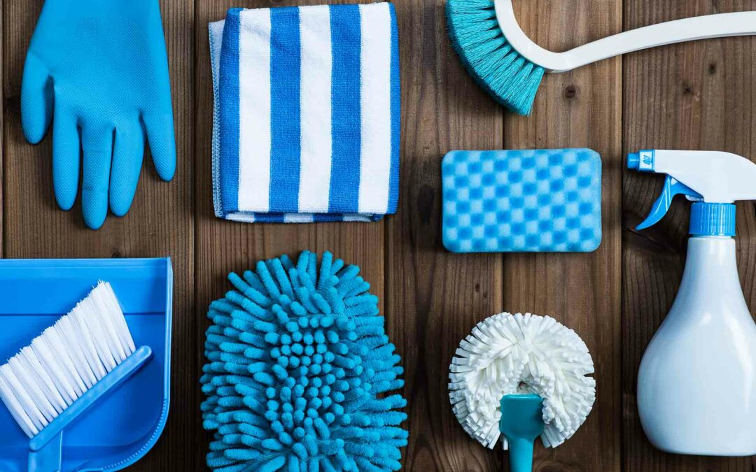 El disseny higiènic aplicat al material de neteja