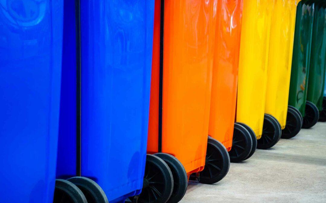 Guia per escollir papereres i contenidors de residus