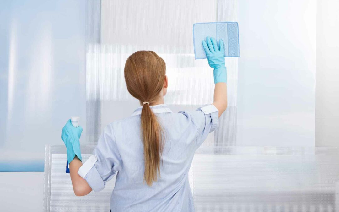 Com protegir al personal de neteja davant de la Covid-19?