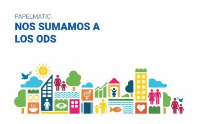 En Papelmatic nos sumamos a los ODS