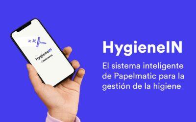 HygieneIN, sistema inteligente para la gestión de la higiene