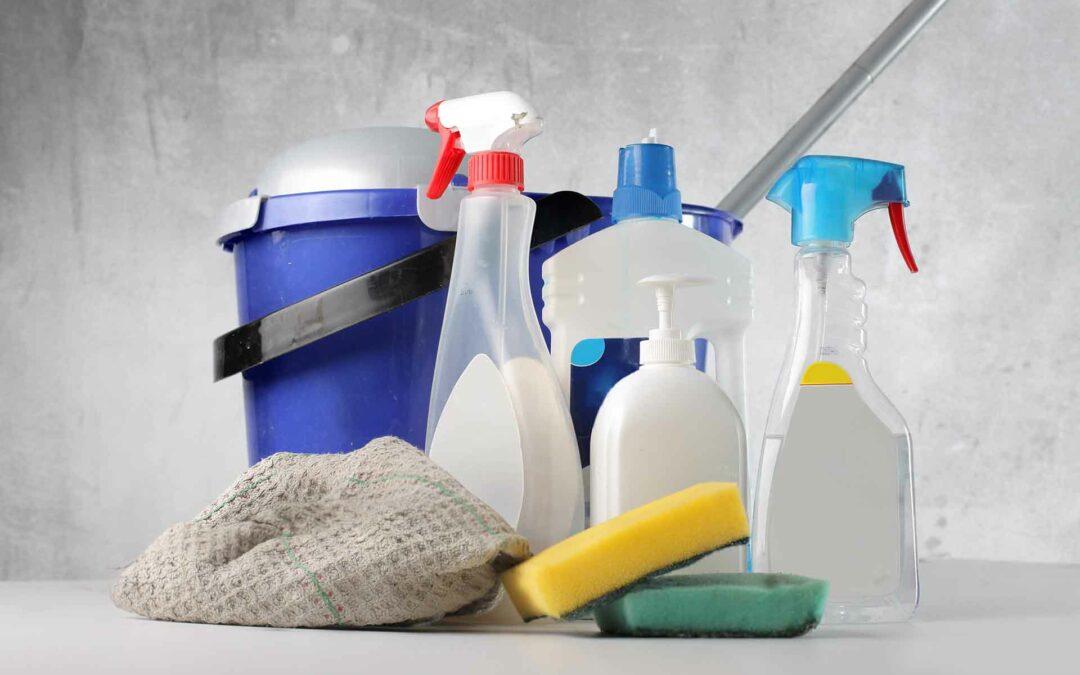¿Cuál es la diferencia entre limpieza, desinfección y esterilización?