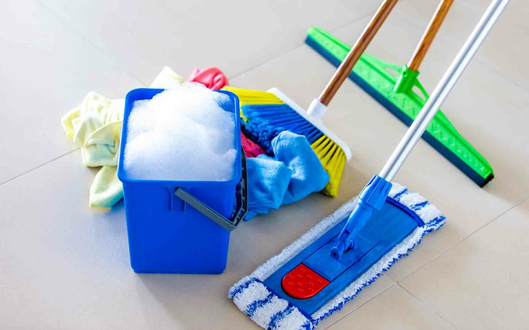 ¿Cuáles son las ventajas de la limpieza en húmedo?