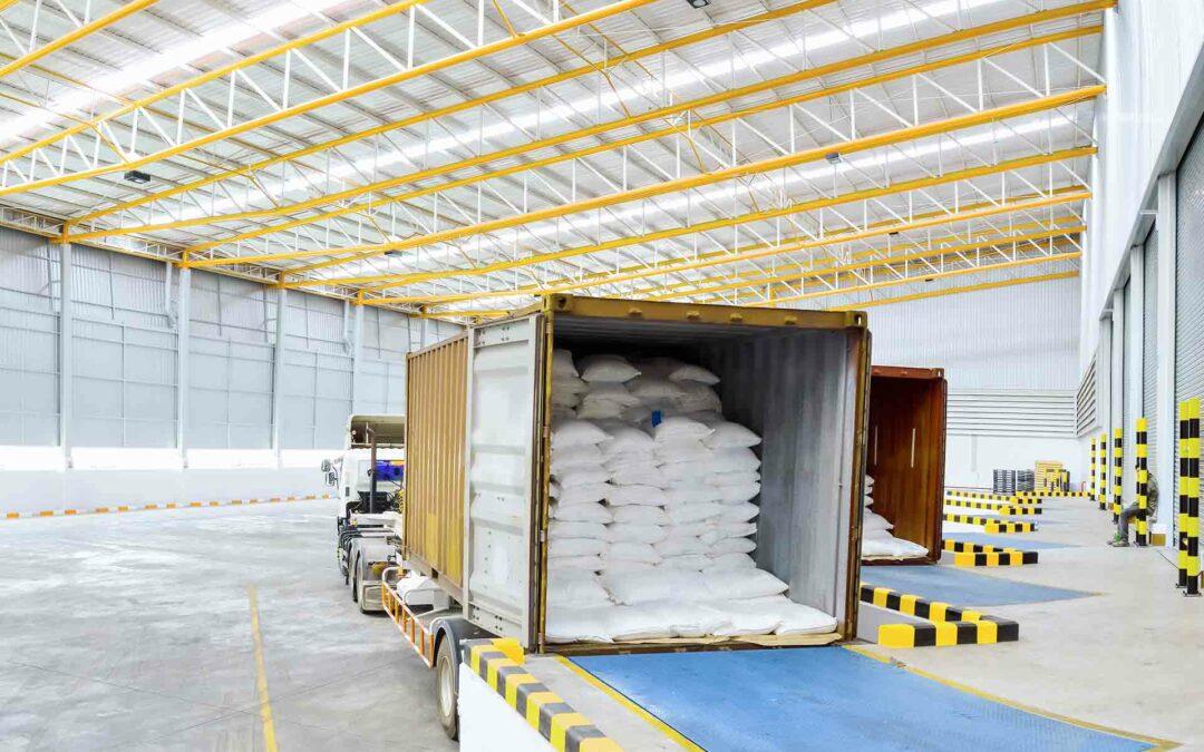 Higiene en zonas de carga y descarga en tiempos de Covid-19
