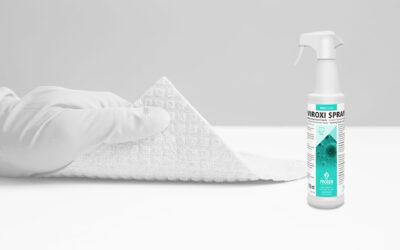 Limpiador higienizante Viroxi Spray
