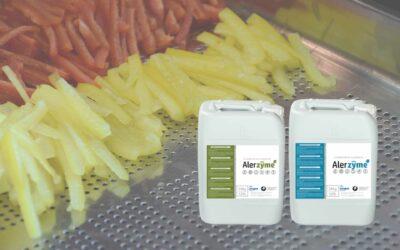 Nous detergents enzimàtics per eliminar al·lèrgens