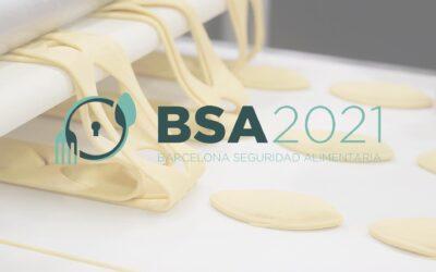 Patrocinamos el Barcelona Seguridad Alimentaria 2021