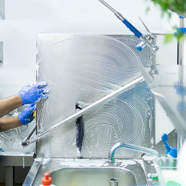 Tensioactivos en detergentes espumantes