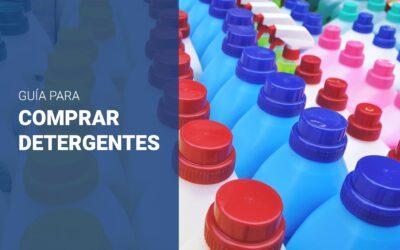 Guía completa para comprar detergentes