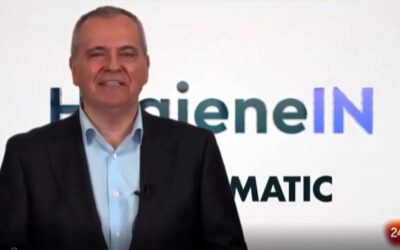 "HygieneIN al programa ""Emprende"" de RTVE"