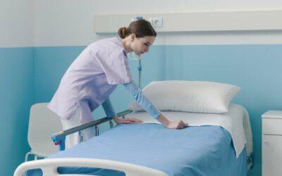 Rentar la roba hospitalària a la bugaderia: Recomanacions i productes