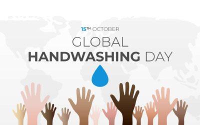 Global Handwashing Day: Rentar-se les mans salva vides