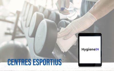 Sistema intel·ligent HygieneIN per a centres esportius
